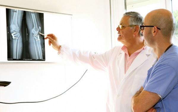 Chirurgia ortopedica e traumatologica e Chirurgia ortopedica pediatrica